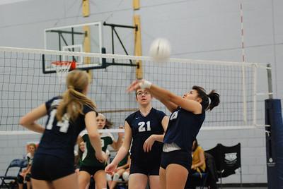 Oswego East Girls Volleyball Vs Plainfield Central 039