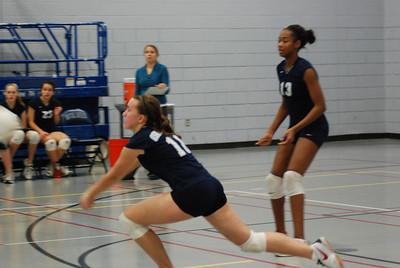 Oswego East Girls Volleyball Vs Plainfield Central 055