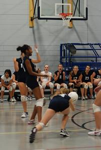 Oswego East Girls Volleyball Vs Plainfield Central 009
