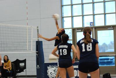 Oswego East Girls Volleyball Vs Plainfield Central 040