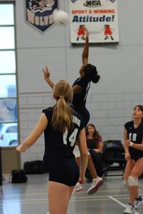Oswego East Girls Volleyball Vs Plainfield Central 017