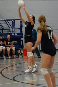 Oswego East Girls Volleyball Vs Plainfield Central 018