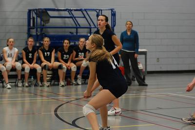 Oswego East Girls Volleyball Vs Plainfield Central 012