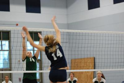 Oswego East Girls Volleyball Vs Plainfield Central 037