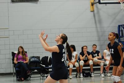 Oswego East Girls Volleyball Vs Plainfield Central 069
