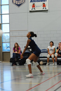 Oswego East Girls Volleyball Vs Plainfield Central 034