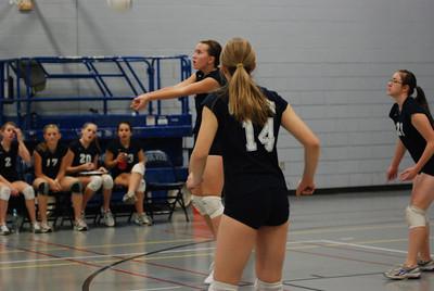 Oswego East Girls Volleyball Vs Plainfield Central 021