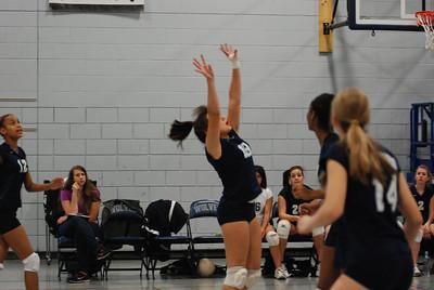 Oswego East Girls Volleyball Vs Plainfield Central 022