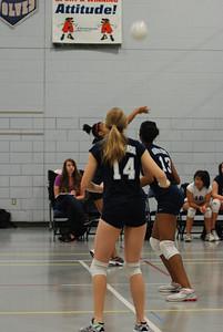 Oswego East Girls Volleyball Vs Plainfield Central 007