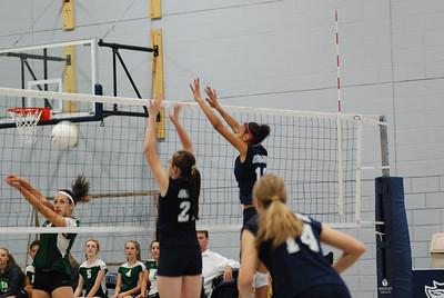 Oswego East Girls Volleyball Vs Plainfield Central 038