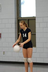 Oswego East Girls Volleyball Vs Plainfield Central 057