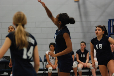 Oswego East Girls Volleyball Vs Plainfield Central 023