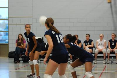 Oswego East Girls Volleyball Vs Plainfield Central 051