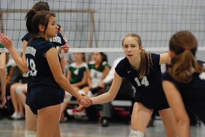 Oswego East Girls Volleyball Vs Plainfield Central 045