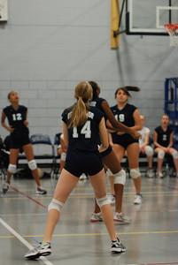 Oswego East Girls Volleyball Vs Plainfield Central 008