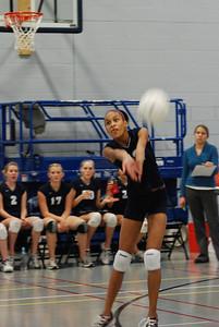 Oswego East Girls Volleyball Vs Plainfield Central 054