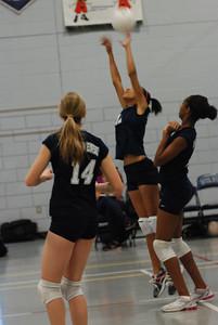 Oswego East Girls Volleyball Vs Plainfield Central 020