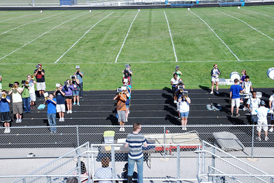 Blue and Silver scrimmage 2012 009