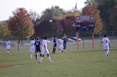 Oswego East Varsity Soccer Vs Oswego 2012 028