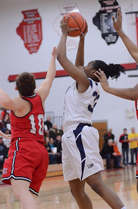 Oswego East Girls Varsity Basketball Vs Yorkville 2013 055