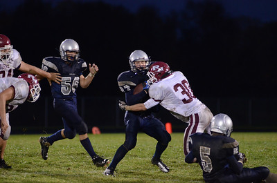 Oswego East football Vs Plainfield No  2012 021