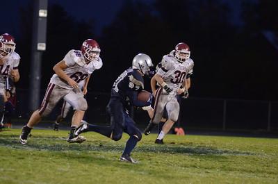 Oswego East football Vs Plainfield No  2012 018