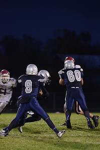Oswego East football Vs Plainfield No  2012 027