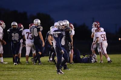 Oswego East football Vs Plainfield No  2012 002