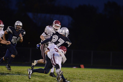 Oswego East football Vs Plainfield No  2012 019