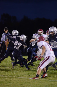 Oswego East football Vs Plainfield No  2012 029