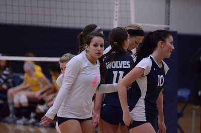 Oswego East Volleyball Vs Metea Valley 2012 156