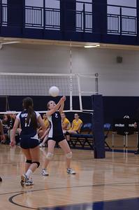 Oswego East Volleyball Vs Metea Valley 2012 146