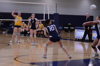 Oswego East Volleyball Vs Metea Valley 2012 140