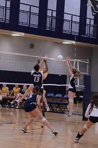 Oswego East Volleyball Vs Metea Valley 2012 136