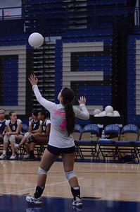 Oswego East Volleyball Vs Metea Valley 2012 152