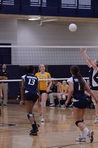 Oswego East Volleyball Vs Metea Valley 2012 150