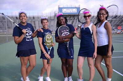 OE girls tennis Vs Plainfield No (Senior Night 2012) 012