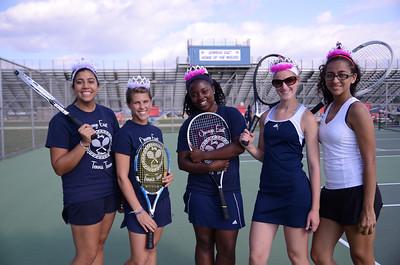 OE girls tennis Vs Plainfield No (Senior Night 2012) 013