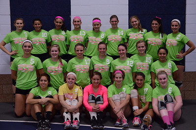 Oswego East Vs Oswego (Volley for a cure 2012) 011