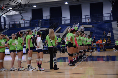 Oswego East Vs Oswego (Volley for a cure 2012) 151