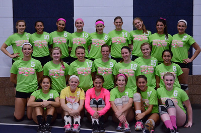 Oswego East Vs Oswego (Volley for a cure 2012) 006