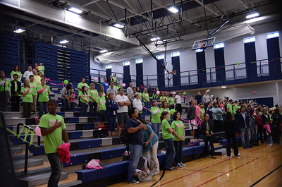 Oswego East Vs Oswego (Volley for a cure 2012) 157