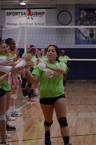 Oswego East Vs Oswego (Volley for a cure 2012) 171