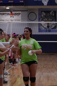 Oswego East Vs Oswego (Volley for a cure 2012) 173