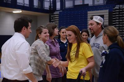 Oswego East Volleyball Vs Metea Valley 2012 413