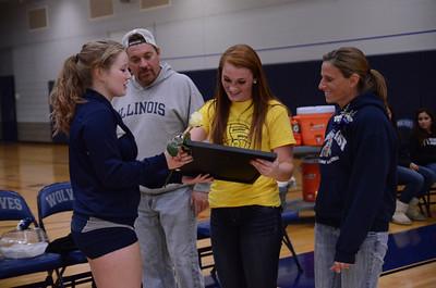 Oswego East Volleyball Vs Metea Valley 2012 410