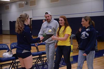 Oswego East Volleyball Vs Metea Valley 2012 409