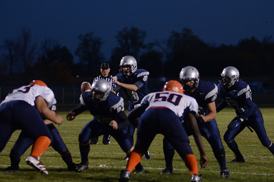 OE Homecoming game Vs Romeoville 2012 013