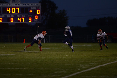 OE Homecoming game Vs Romeoville 2012 001