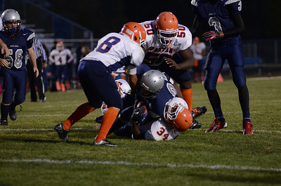 OE Homecoming game Vs Romeoville 2012 012
